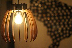 Luminária Pendente Sitius (Linha Innova)