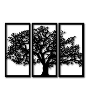 Quadro Árvore da Vida Segmentado - M
