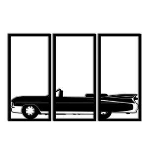 Quadro Impala Segmentado (Linha Carros)