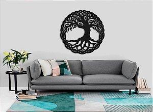 Quadro Decorativo Mandala Árvore da Vida