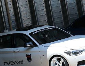 Adesivo Testeira | Bimmer OnRoad Osten BMW