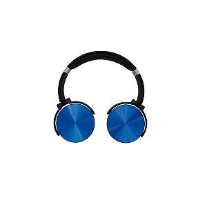 FONE DE OUVIDO HEADSET COSMIC AZUL BLUETOOTH, OEX HS309