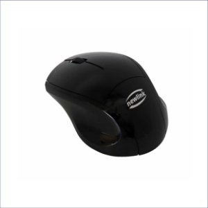 MOUSE S/ FIO USB 2.4GHZ POCKET PRETO, NEWLINK MO225