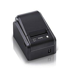 IMPRESSORA USB ELGIN NAO FISCAL I7 C/ SERRILHA PRETA