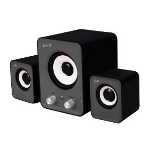 CAIXA DE SOM 2.1 SUBWOOFER POWER SONG, OEX SP202