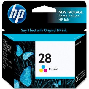 CARTUCHO HP28CL C8728AB (SERIE 3000)