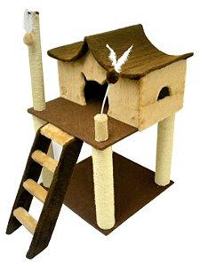 Arranhador para Gato Castelinho