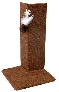 Arranhador para Gato Corner Canto de Móveis