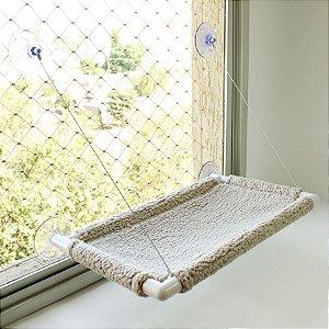 Cama de Gato para janela Cat Bed King