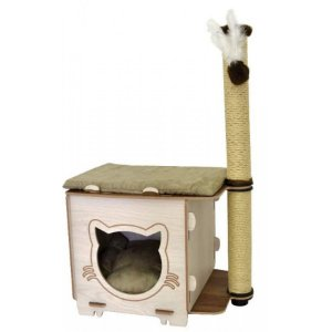 Arranhador Cat Box