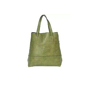Bolsa Sacola Feminina Estilo Verde