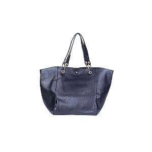 Bolsa de Mão Feminina Premium Azul Marinho