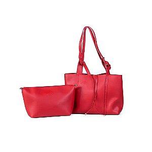 Bolsa Tiracolo Beauty Vermelha