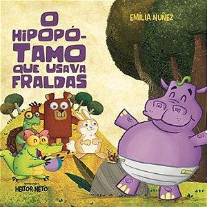 O HIPOPOTAMO QUE USAVA FRALDAS