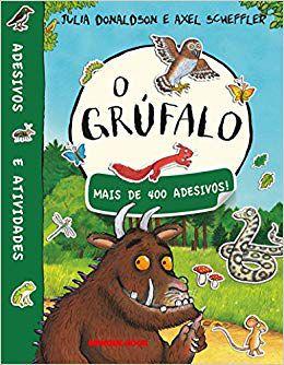 GRUFALO, O: LIVRO DE ADESIVOS
