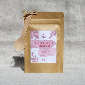 Argila Rosa Premium