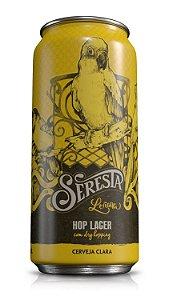 Cerveja Seresta Leviana Hop Lager Lata 473ml
