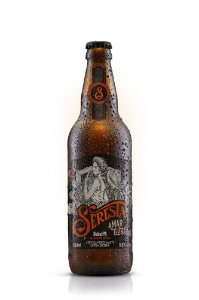 Cerveja Seresta Amargurada IPA Garrafa 500ml