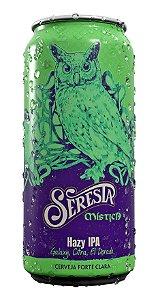 Cerveja Seresta Mística Hazy IPA Lata 473ml