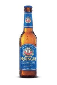 Cerveja Erdinger Alkoholfrei Sem Álcool 330ml