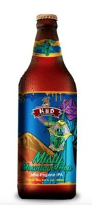 Cerveja KUD Kashmir Misity Mountain New England 600ml