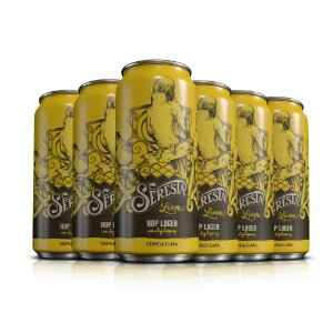 Leviana Hop Lager - 6 Pack