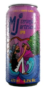 MJ IPA Lata 473 ml