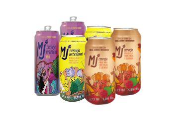 Pack de Sucessos MJ - 6 Pack