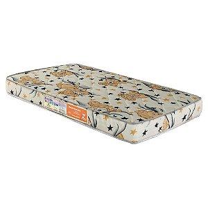 Colchão Para Berço 130x60x12 com travesseiro - D20 Bordado