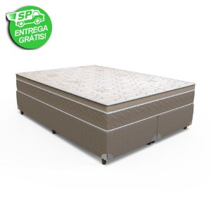 Conjunto Box King Size Orvieto New – 193 x 203 x 63