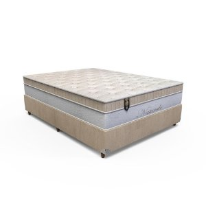 Conjunto Box Casal Naturale - 138 x 188 x 70