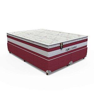 Conjunto Box King Size Agility Confort - 193 x 203 x 70