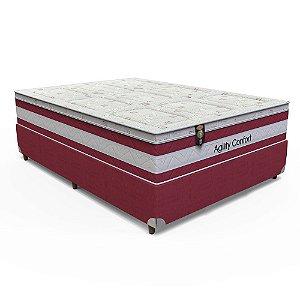 Conjunto Box Casal Agility Confort - 128 x 188 x 70