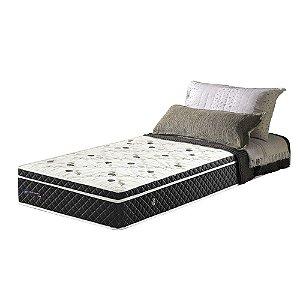 Colchão de Solteiro Soft Confort Euro Pillow - 078x188x023