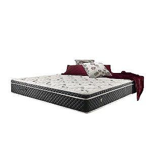 Colchão Queen Size Soft Confort Euro Pillow - 158x198x023