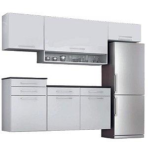 Cozinha Modulado Rubi 05 peças – Branco