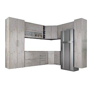 Cozinha Modulado Granada 11 peças – Nevada