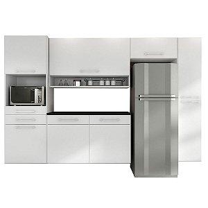 Cozinha Modulado Rebeca Jade 5 peças – Branco