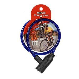 Cadeado para Bicicleta 65mm - Azul