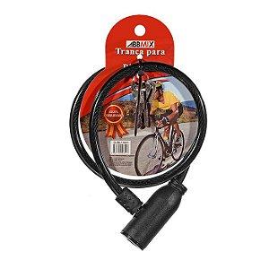 Cadeado para Bicicleta 65mm - Preto