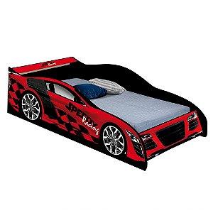 Cama Carro Speedy - Vermelho