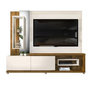 Home Theater Onduras - Creme / Tronco Ripado