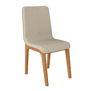 Cadeira New York - Off White/Champagne