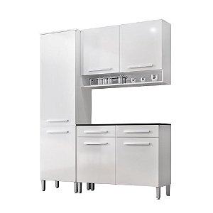 Cozinha Modulada Compacta 3 Peças - Branco