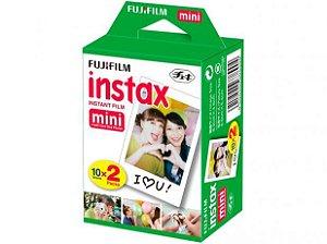 Filme Instax Mini - Pack 2x10 fotos