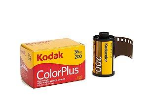 Filme Kodak ColorPlus 36 exp. A200