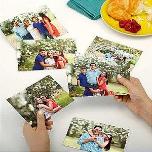 40 fotos 13x18 (Papel Brilho) + 01 Álbum 13x18 p/ 40 fotos