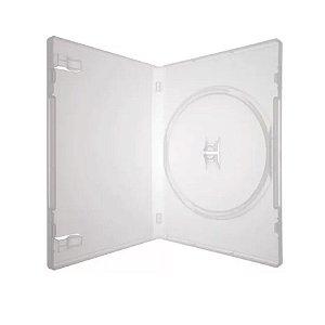 5X Box p/ 1x DVD-R branco leitoso