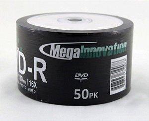 CD-R PRINTABLE MEGAINNOVATION - Pino 50 unid