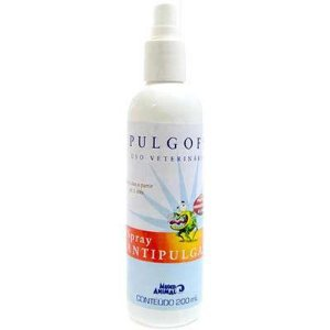 ANTIPULGAS PULGOFF SPRAY 200 ML